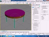 3DMax 2011 Proboolean and Array